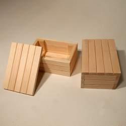 Мини ящик-шкатулка
