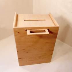 Кеш бокс (урны для голосований или ящики для сбора денег)