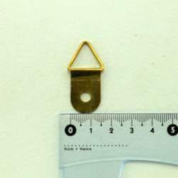 Ушко золото 42*16 мм