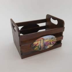 Ящик для специй «Орех Прованс»