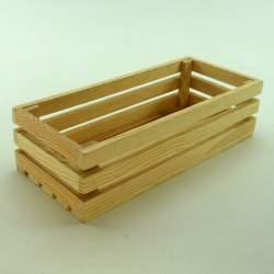 Ящик декоративный из дерева