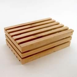 Ящик декоративный из дерева с крышкой