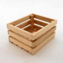 Ящик декоративный из дерева мини