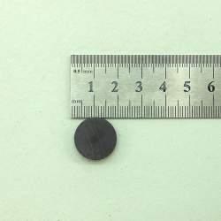Магнит ферритовый 18*3мм