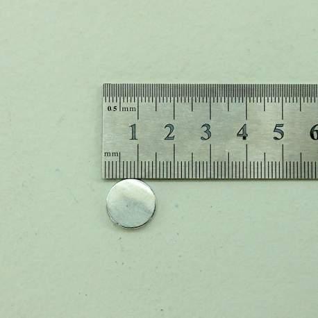 Магнит неодимовый 14мм