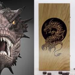 Нарды «Золотой дракон»