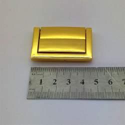 Замок литой 48*30мм, золото