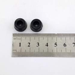 Ножка амортизатор под шуруп, 14 мм, 4шт