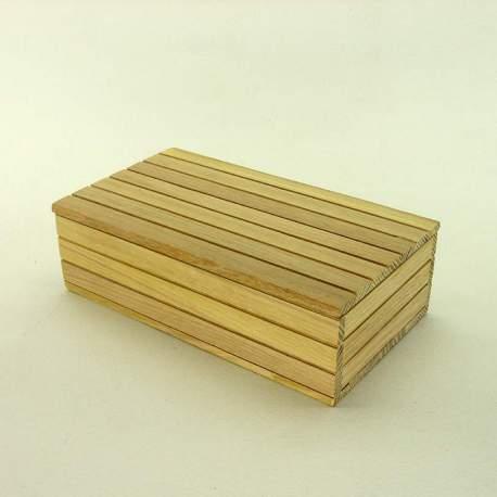 Заготовка Шкатулка - купюрница «Ящик с крышкой»