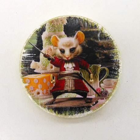 Ключница мини «Мышь Соня»